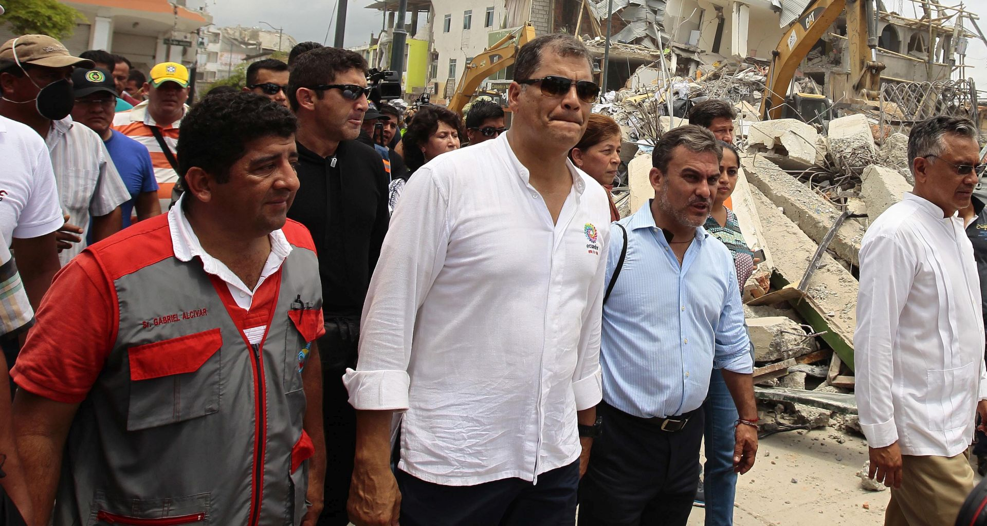 EKVADOR: Predsjednik uvodi porez najbogatijima za obnovu zemlje nakon potresa