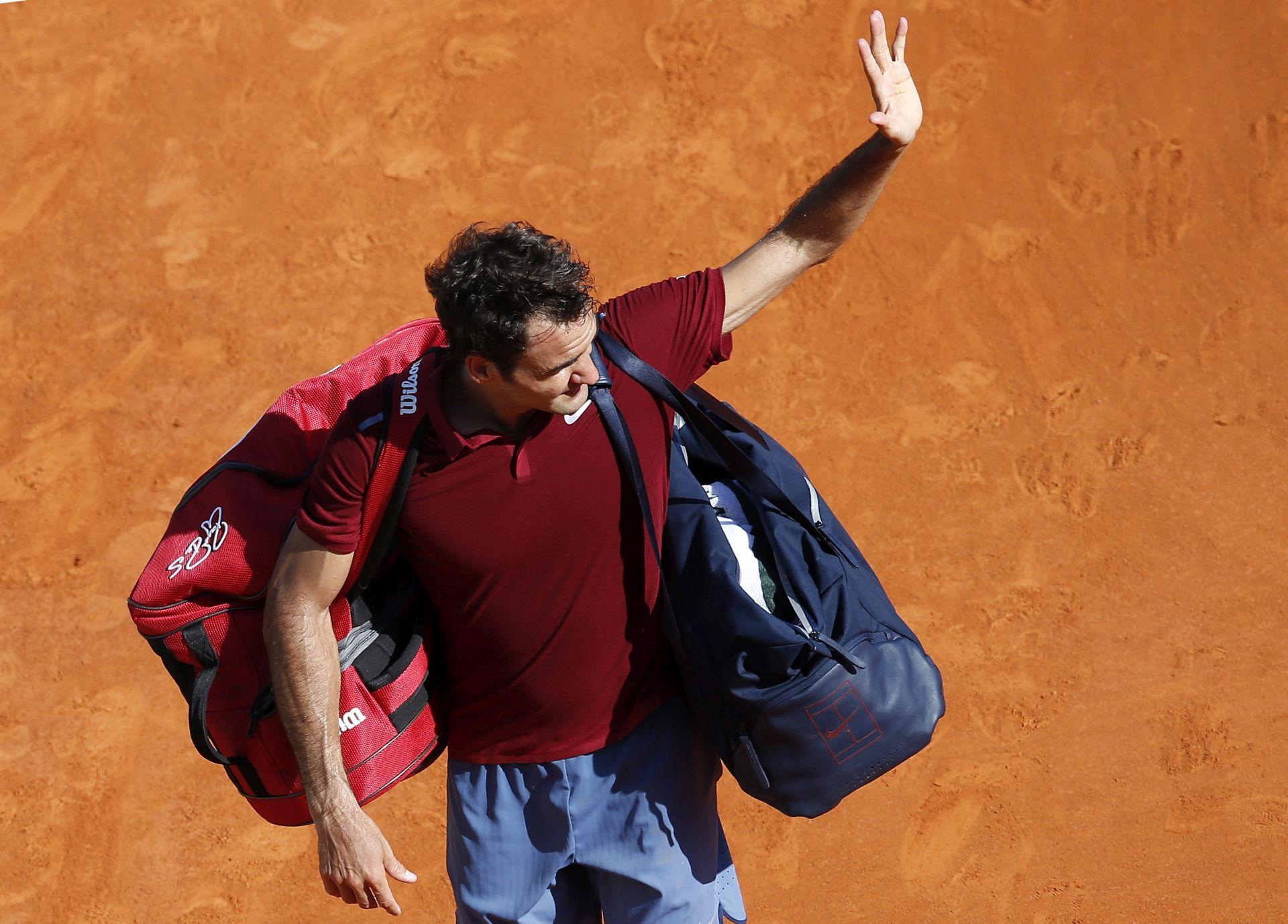 ATP Monte Carlo: Tsonga izbacio Federera