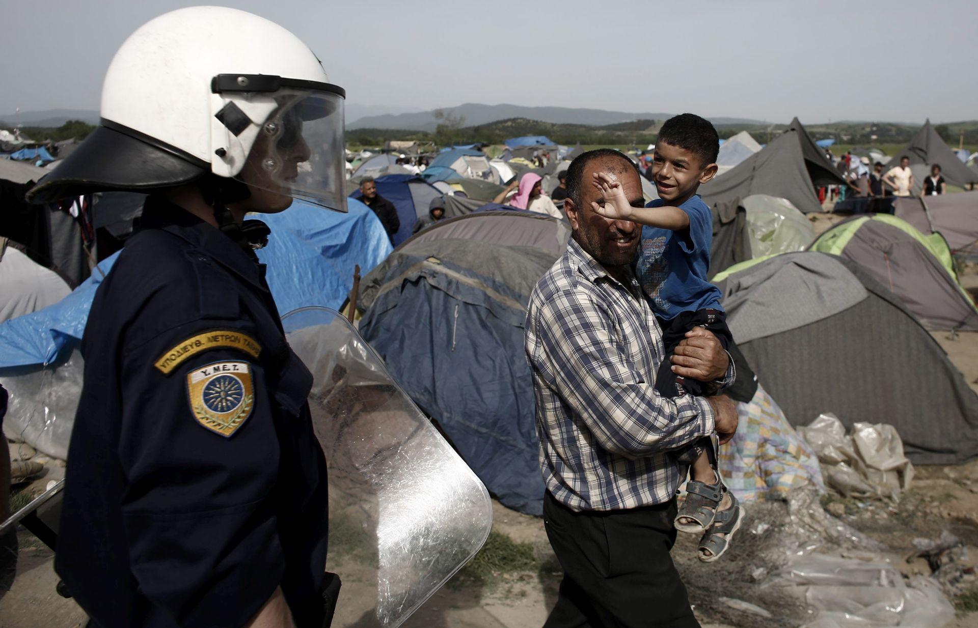 IOM: priljev migranta iz Turske u Grčku ponovno raste
