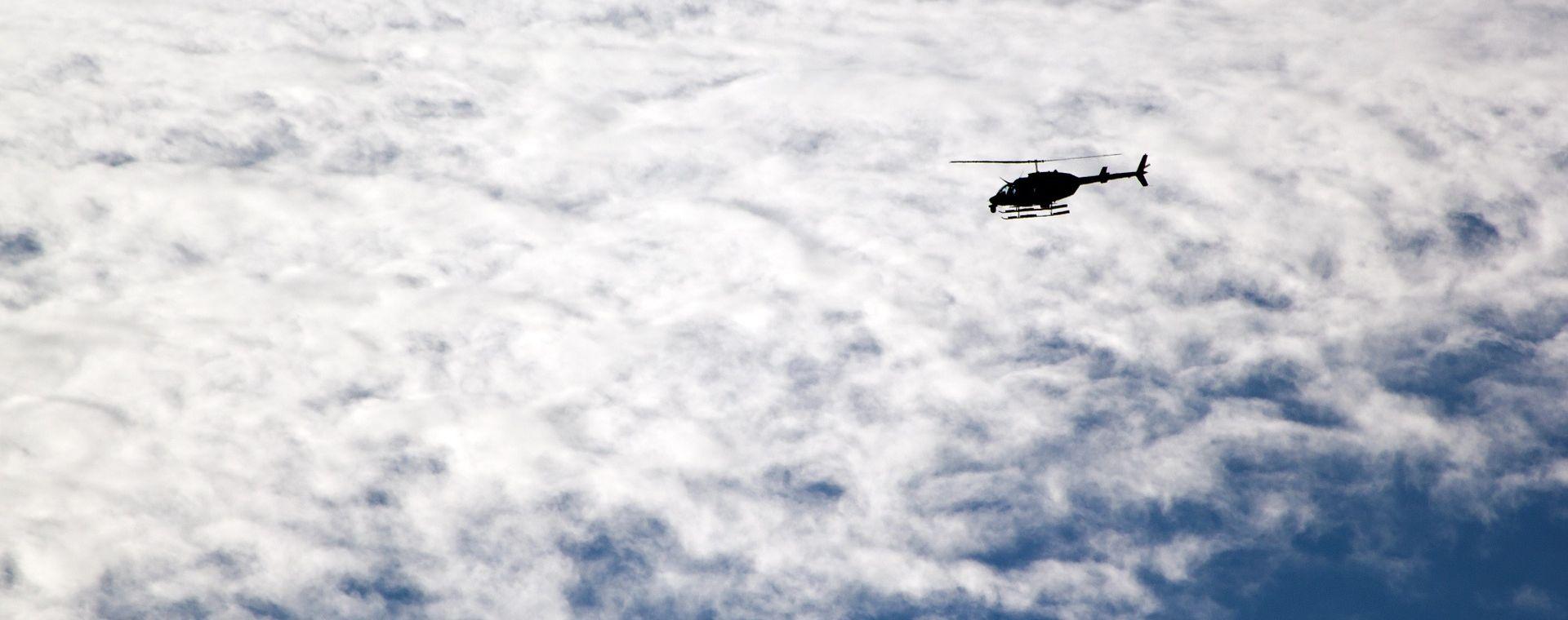POŽAR SE PROŠIRIO NA NACIONALNI PARK U padu turističkog helikoptera u SAD-u poginulo pet osoba