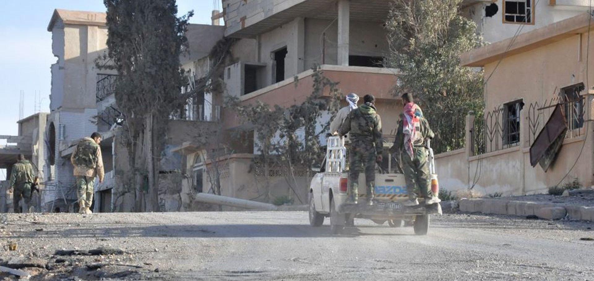 BORBE NA SJEVERU SIRIJE: Ofenziva sirijske vojske na Alep i područje Homsa