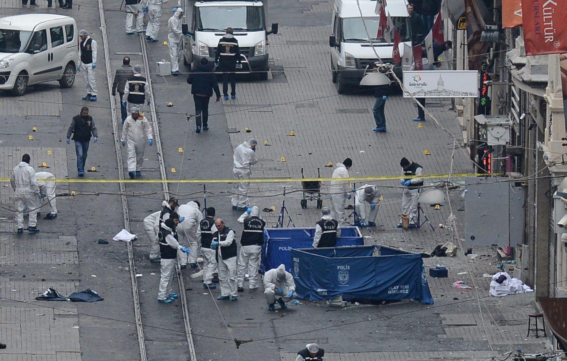 NOVI NAPAD: Najmanje troje ranjenih u eksploziji u Istanbulu
