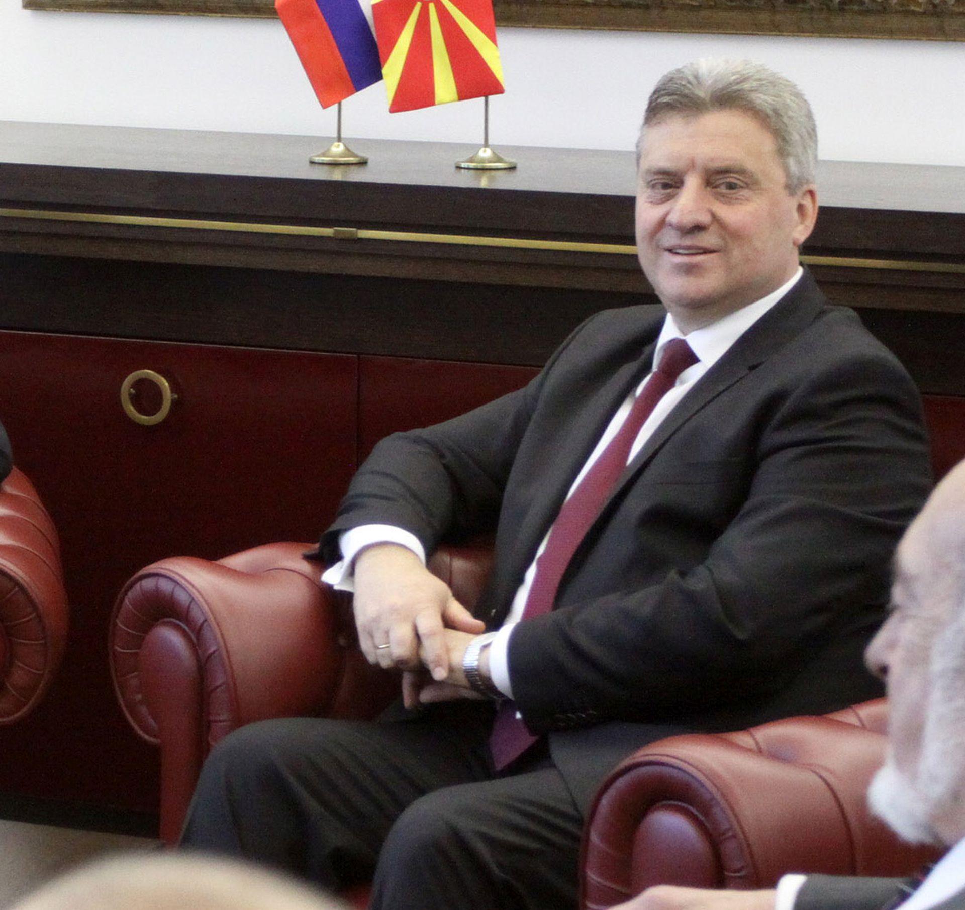 """Makedonska oporba: Odustajanje od istrage prisluškivanja je """"državni udar"""""""