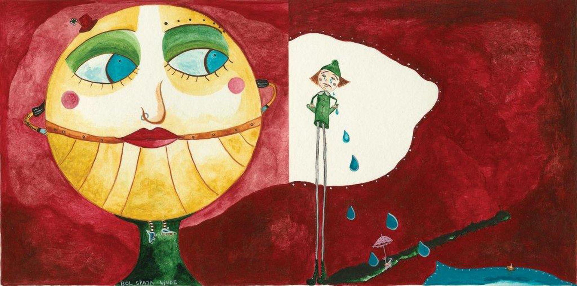 'Ilustracija-edukacija-provokacija': Izložba posvećena ilustraciji u Galeriji ULUPUH