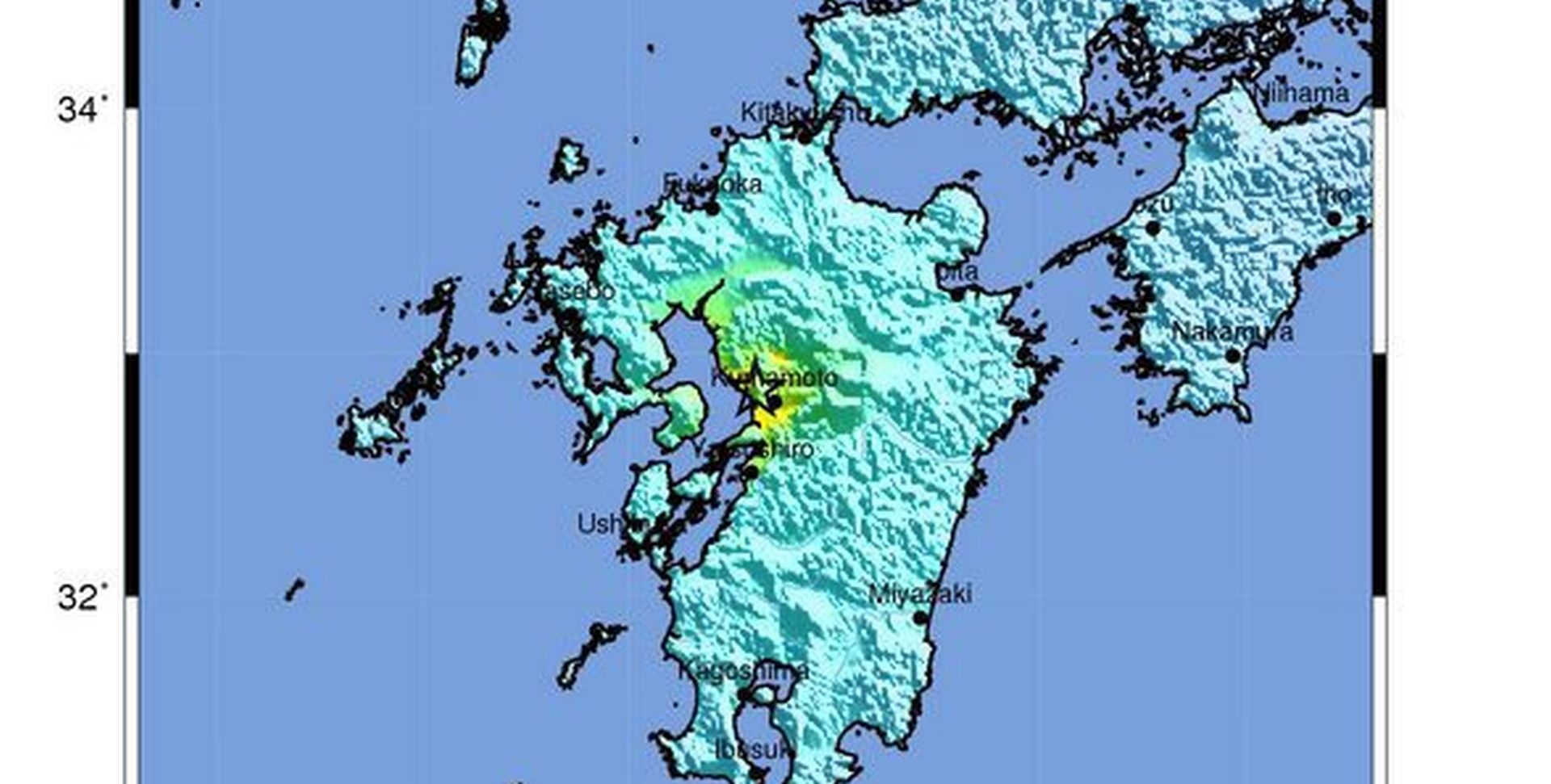 Snažan potres u Japanu, srušilo se deset zgrada
