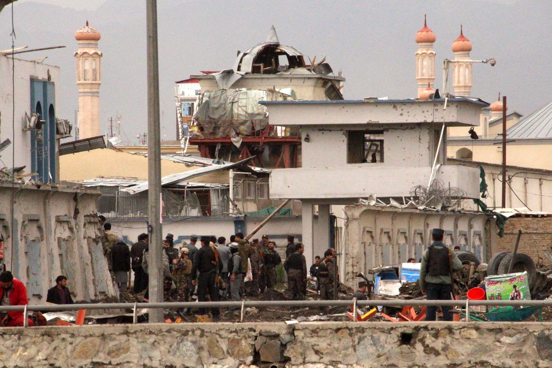 NOVI PODACI: Broj mrtvih u napadu u Kabulu se udvostručio, poginulo 64 ljudi