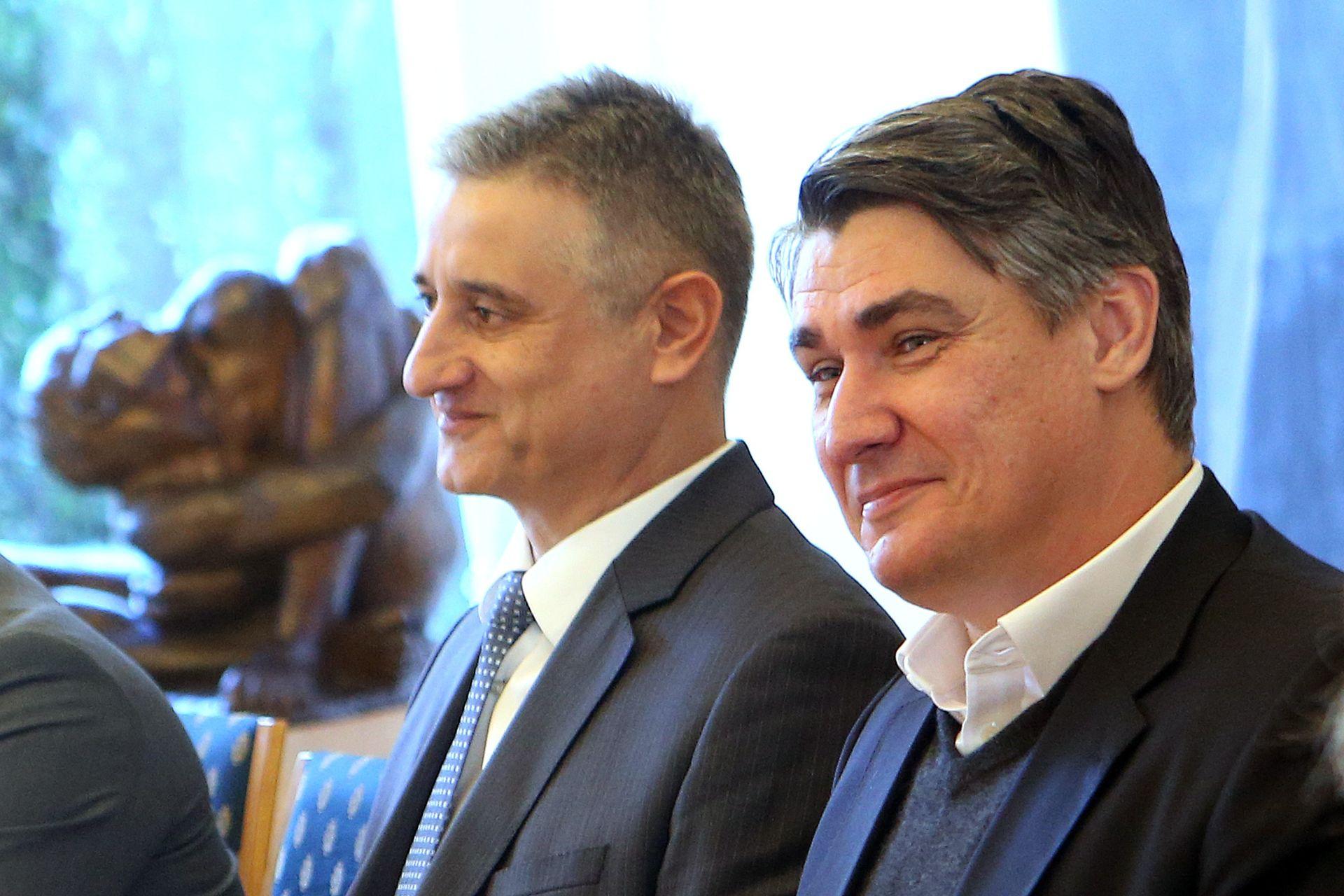CRO DEMOSKOP Prvi put nakon izbora SDP pretekao HDZ, Vlada dobila najnižu ocjenu rada dosada
