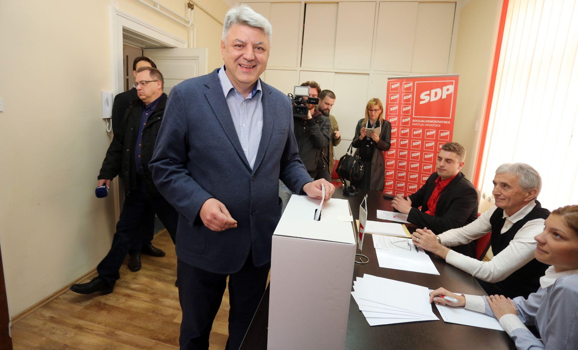 Zlatko Komadina: Članstvo danas glasa za socijaldemokraciju u SDP-u