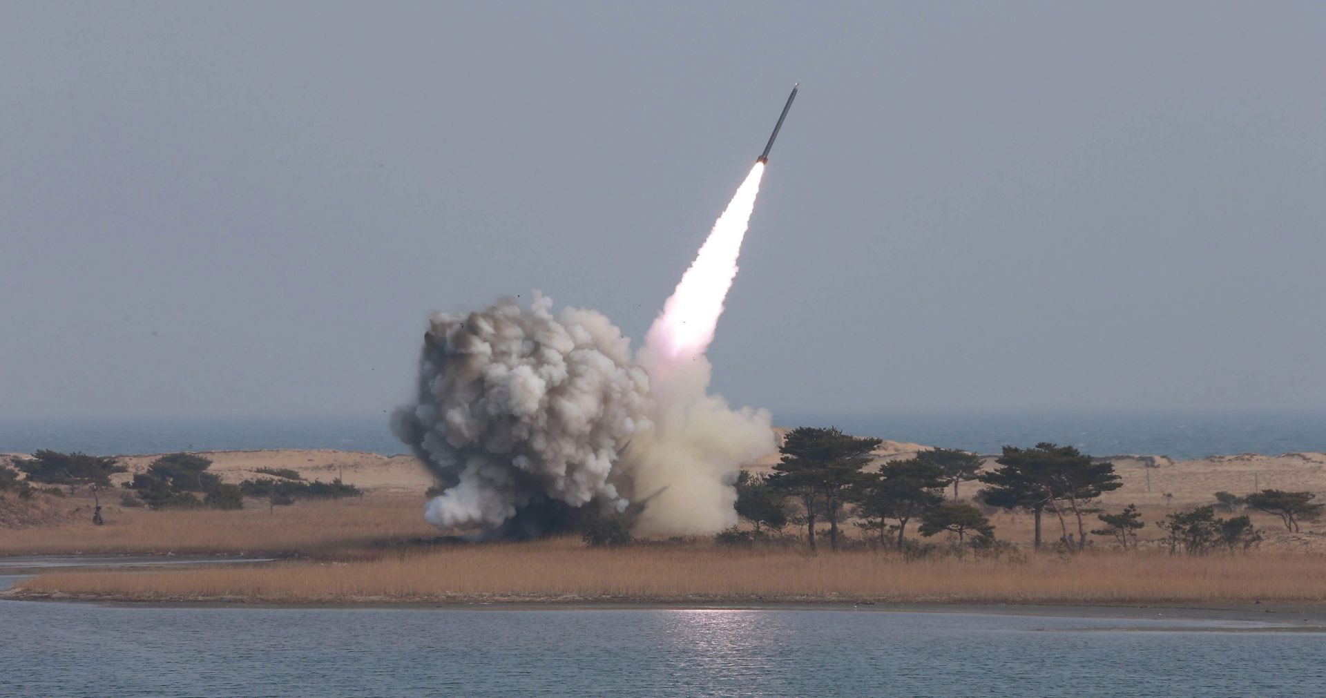 Sjeverna Koreja: Testiranje novog sustava protuzračne obrane
