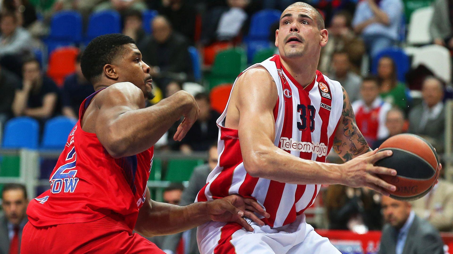 EUROLIGA: CSKA i Fenerbahce poveli 1-0
