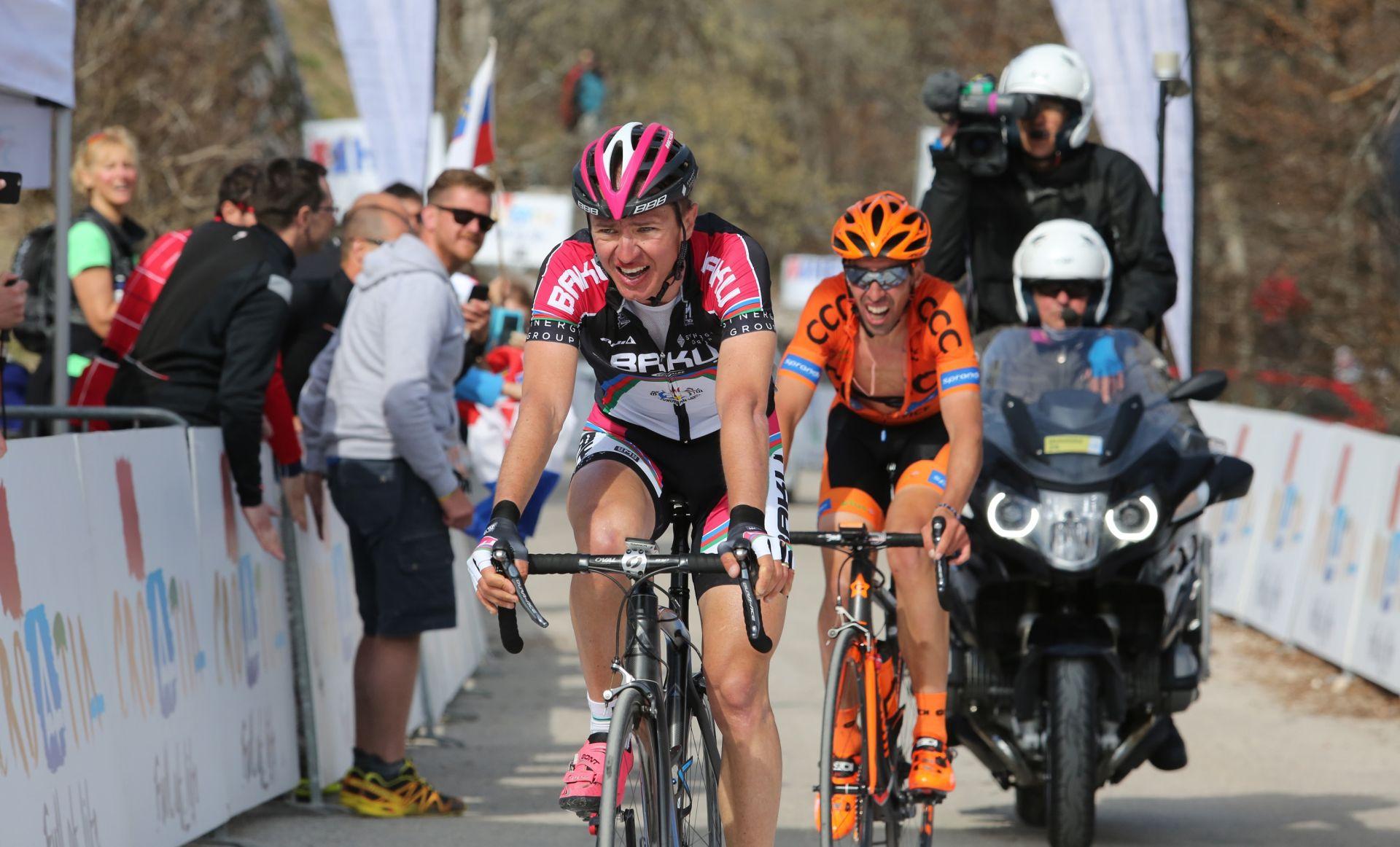 Tour of Croatia: Kvasina zadržao vodstvo