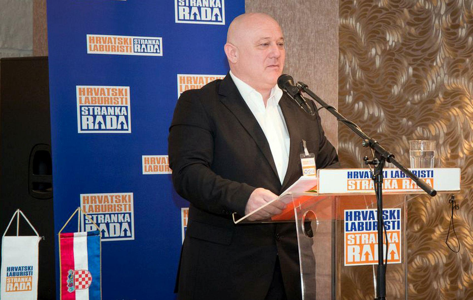 HRVATSKI LABURISTI: 'Svojim odlukama Vlada je pokazala da ne poštuje nego obezvređuje rad i radnike'