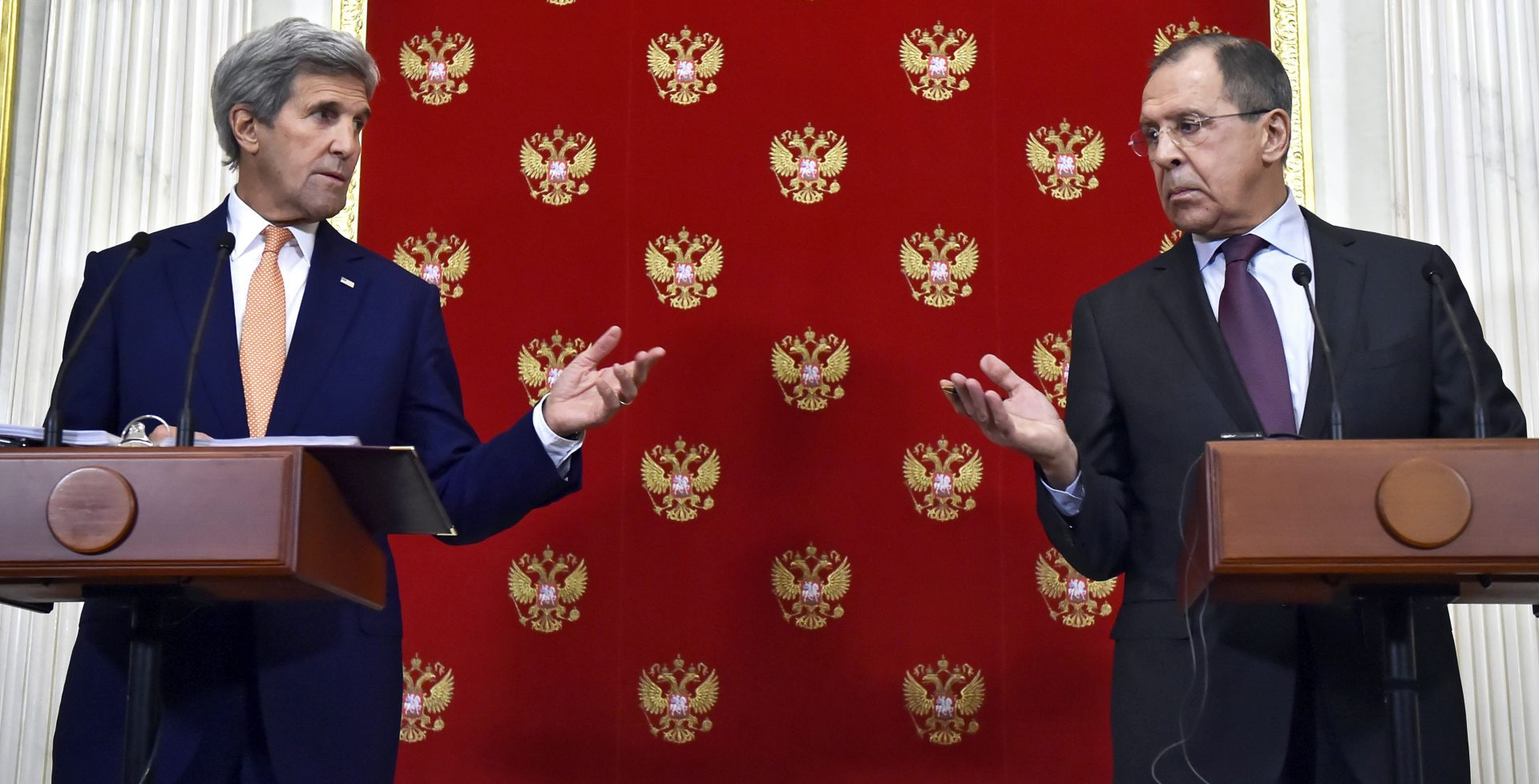 """Lavrov: Navodi o američko-ruskom dogovoru su """"prljave glasine"""""""