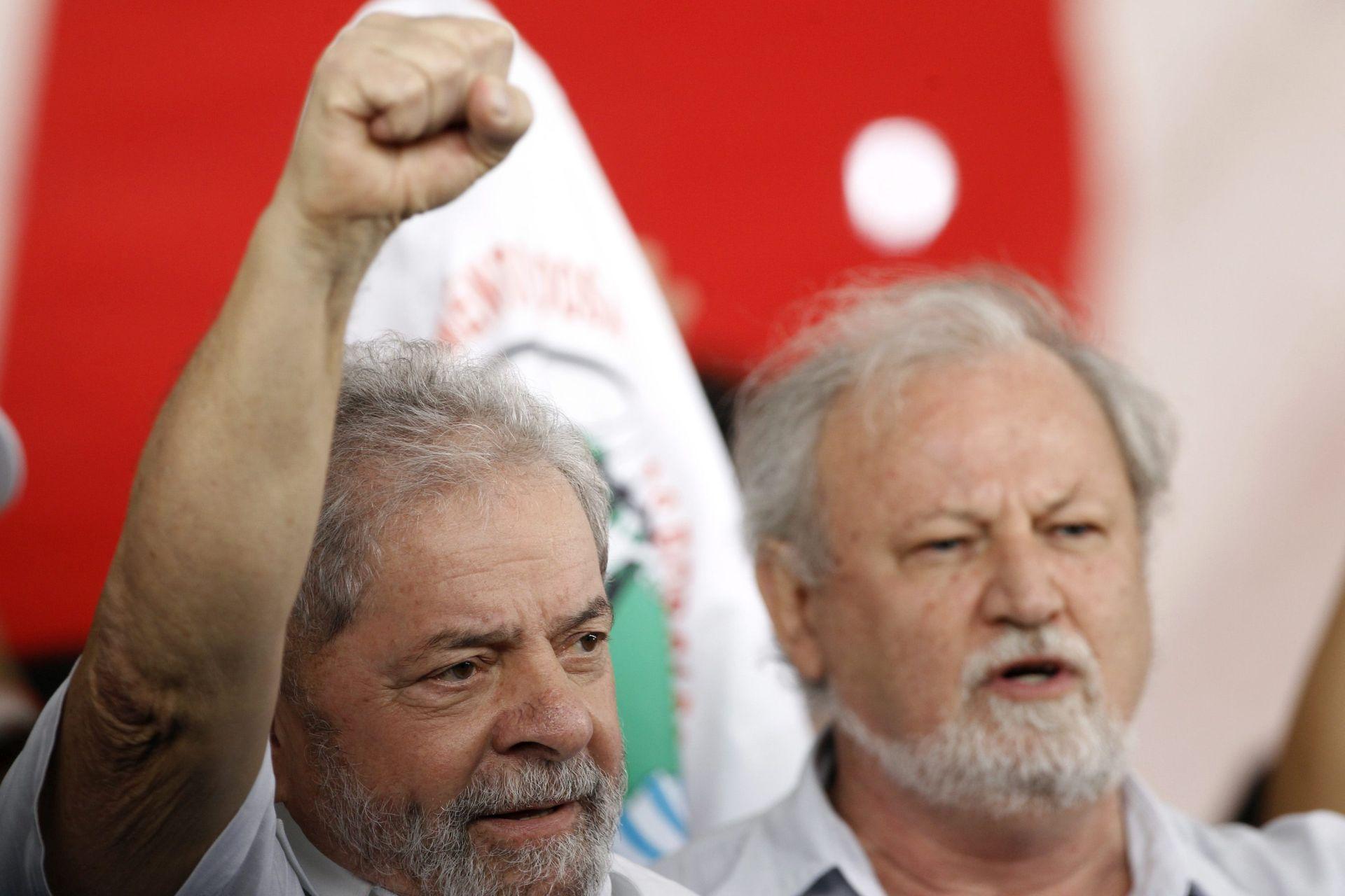 BRAZIL Bivši predsjednik Lula pregovara o uvjetima uhićenja