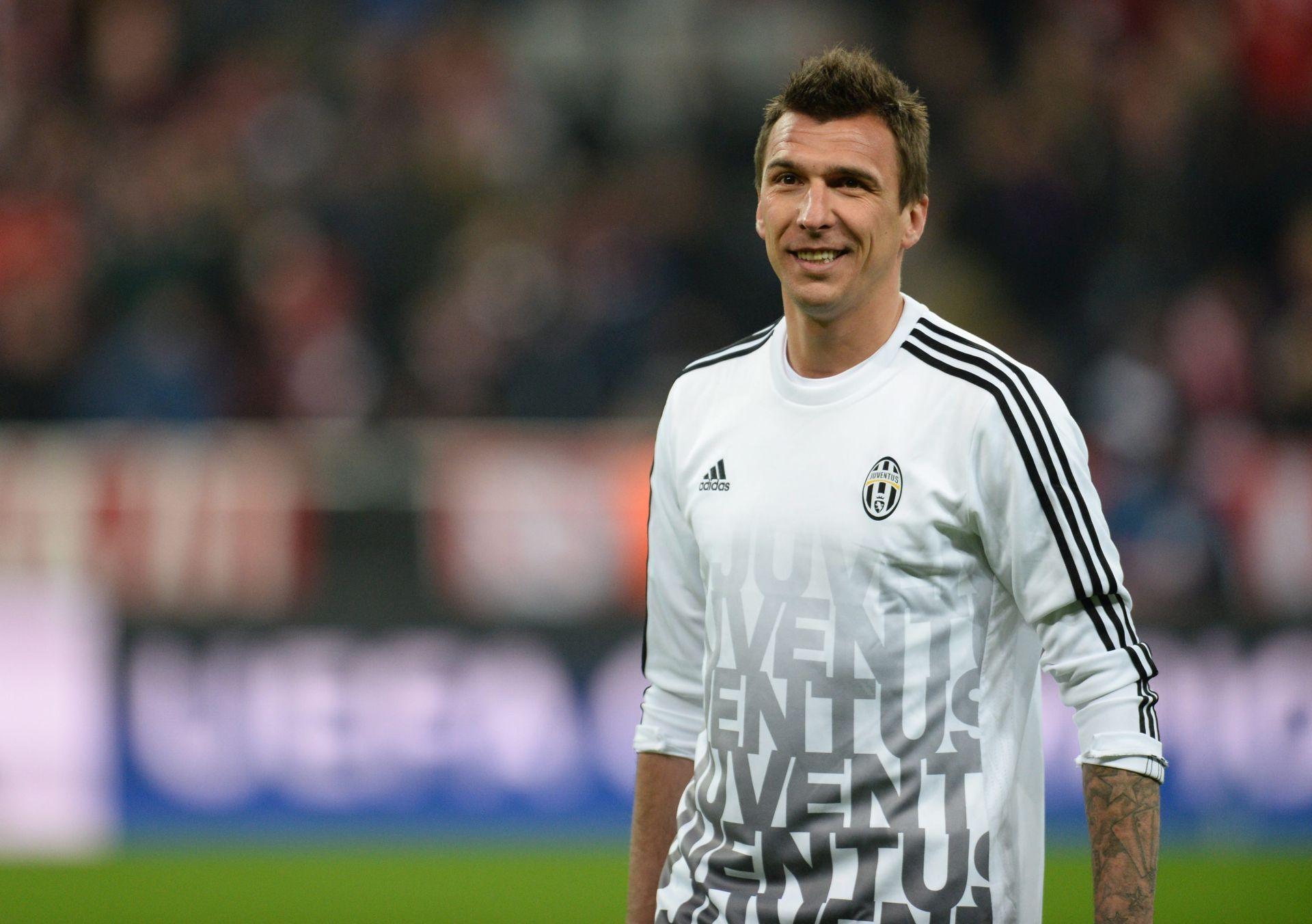 Italija: Gol Mandžukića za pobjedu Juventusa u Milanu