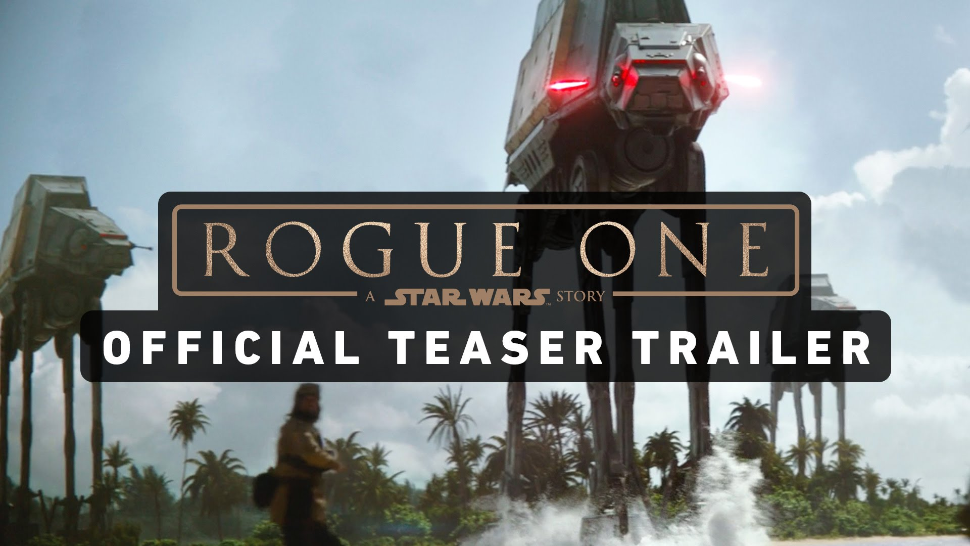 VIDEO: Glazba iz filma 'Rogue One: A Star Wars Story'