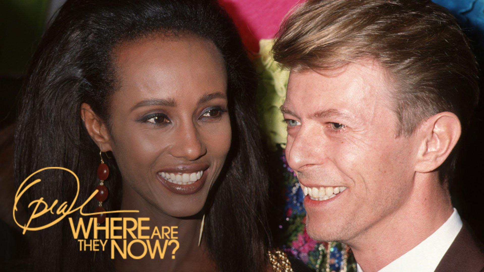 VIDEO: Iman priča o braku i životu sa suprugom Davidom Bowiem