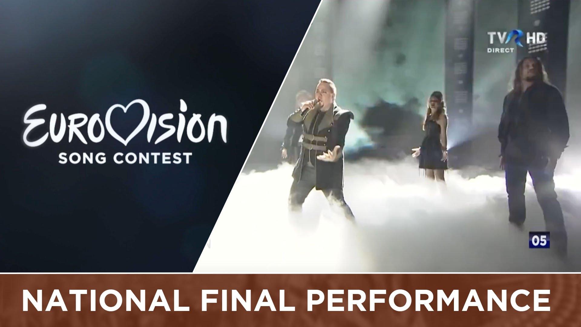 VIDEO: DUG OD 16 MILIJUNA FRANAKA Rumunjska izbačena s Eurovizije