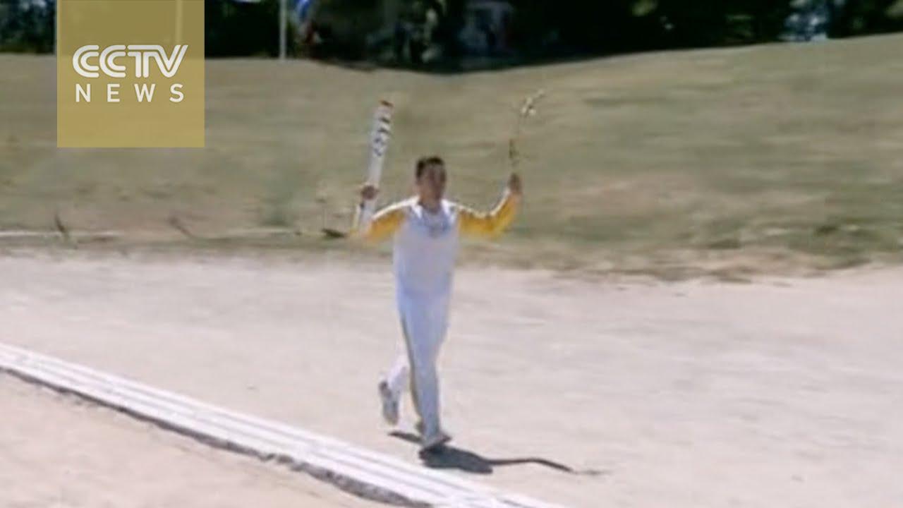 VIDEO: Ibrahim El Husein iz Sirije će nositi olimpijsku baklju