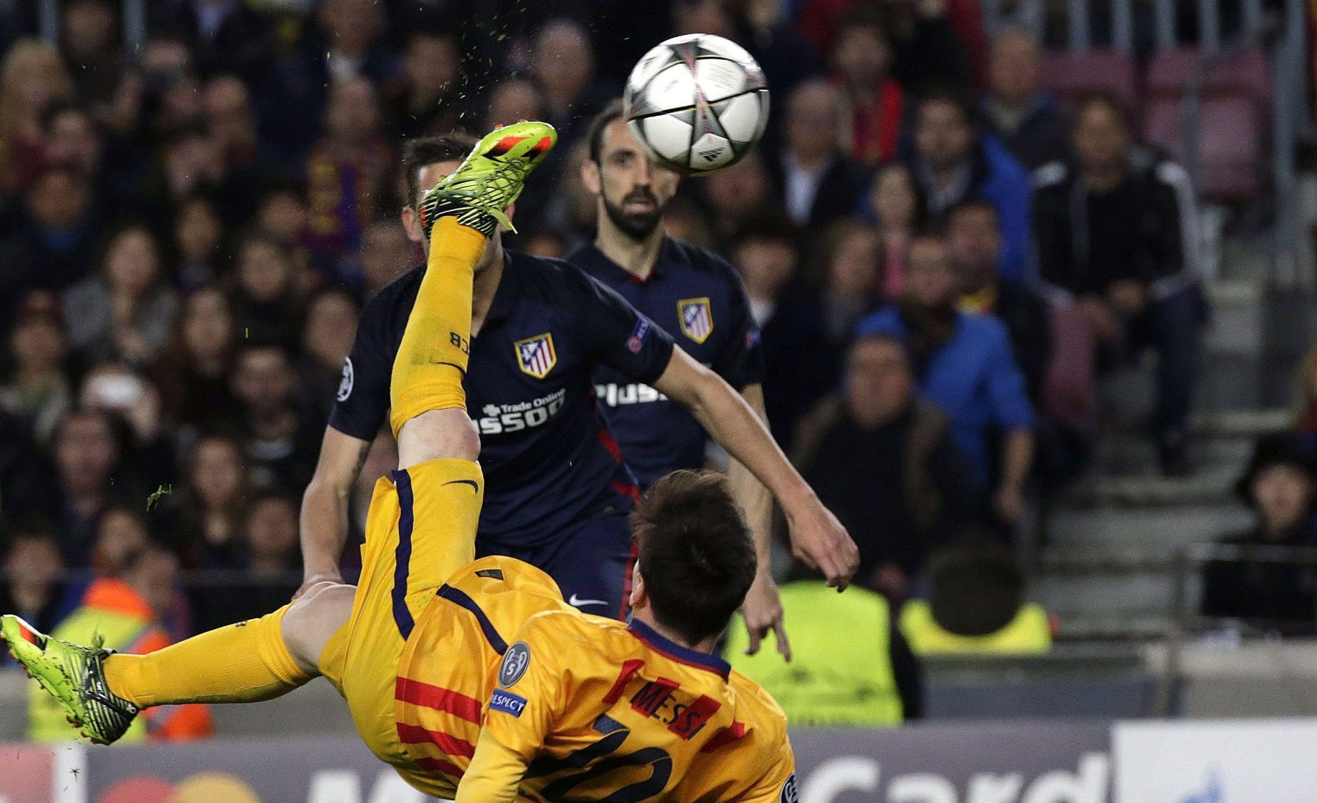LIGA PRVAKA: Suarez donio preokret za Barcelonu