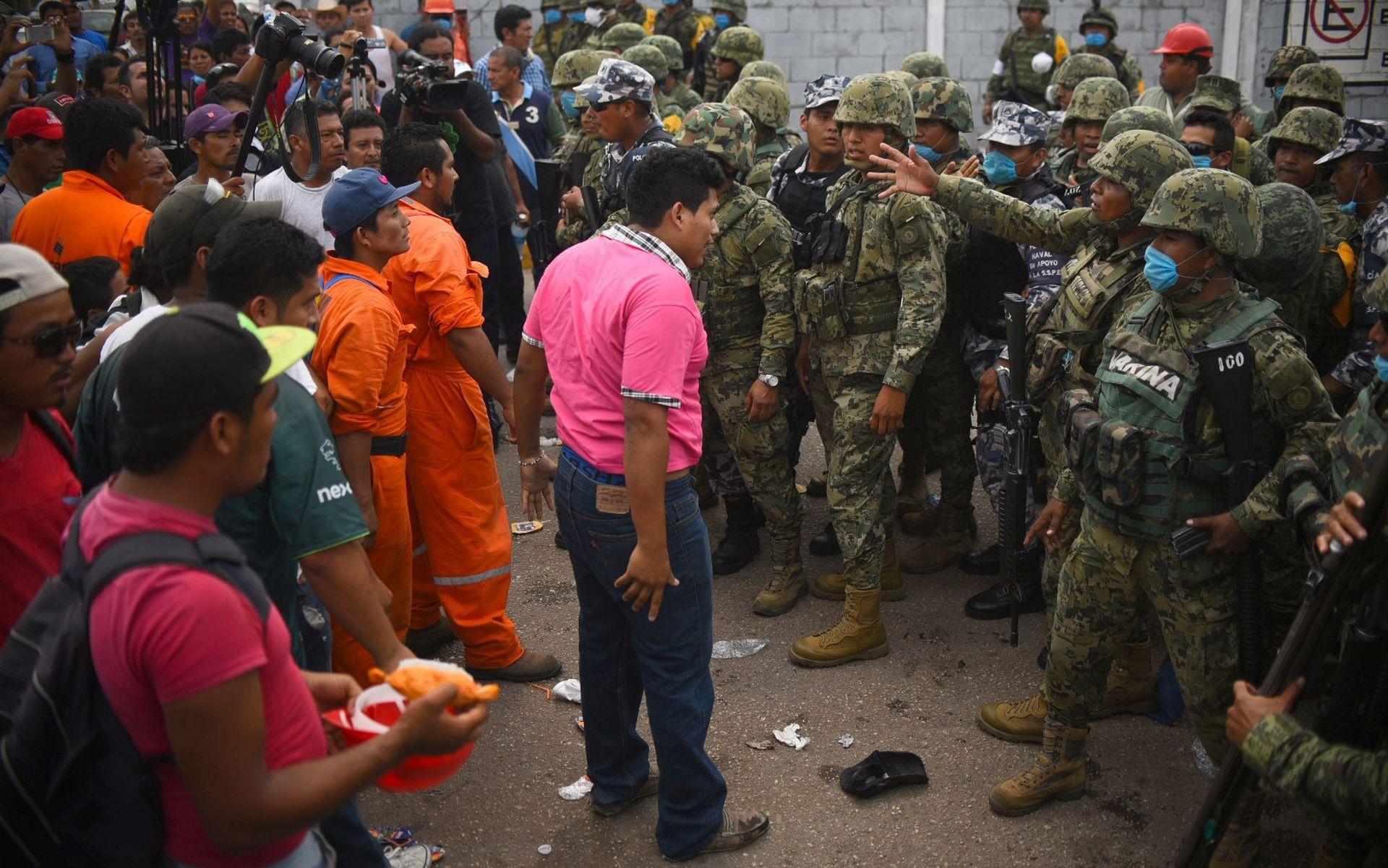 NOVI PODACI: U eksplozji u petrokemijskoj tvornici u Meksiku 24 mrtvih, osam nestalih
