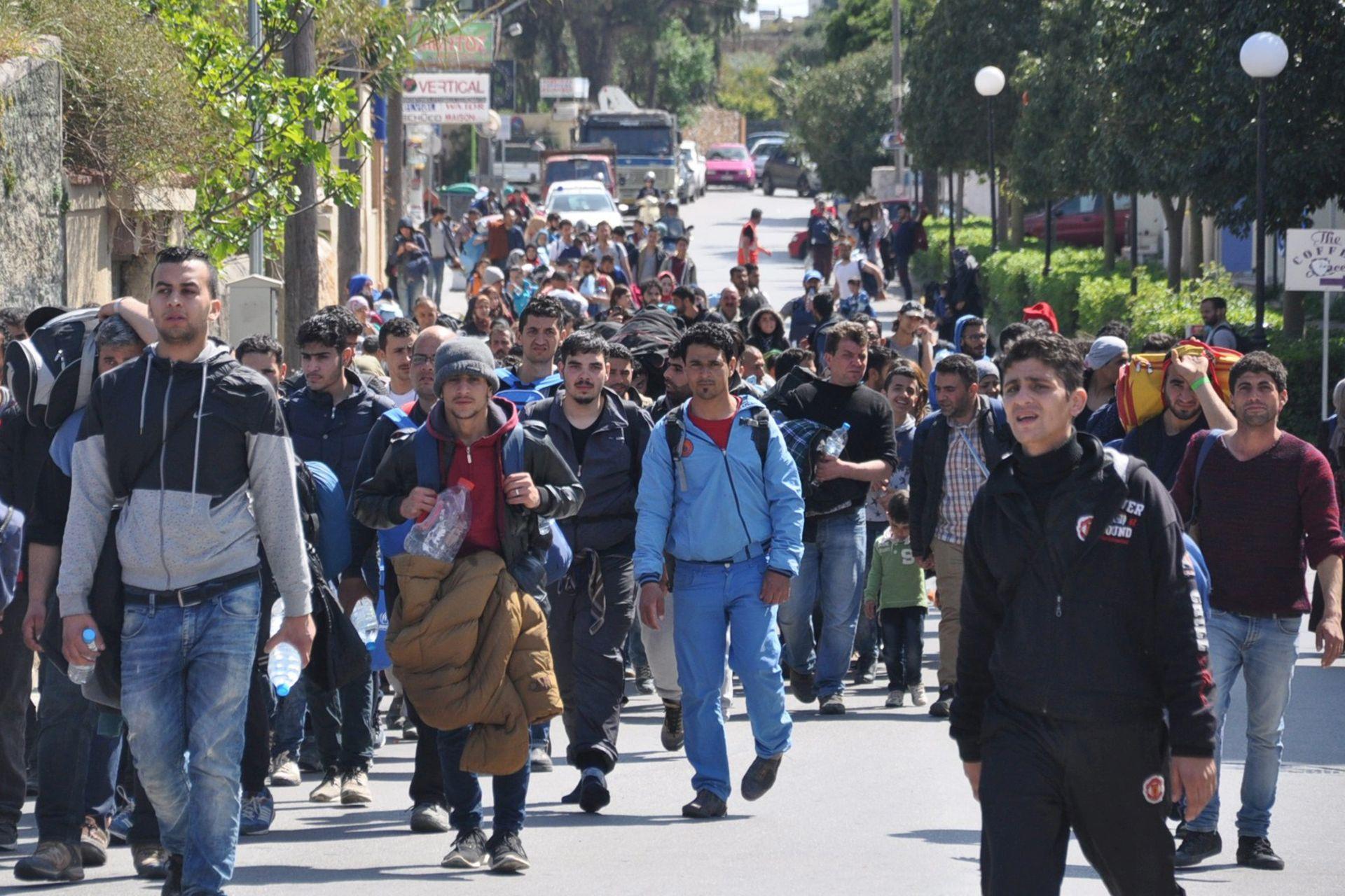 MIGRANTSKI VAL: Grčka donijela zakon o azilu važan za dogovor EU-Turska