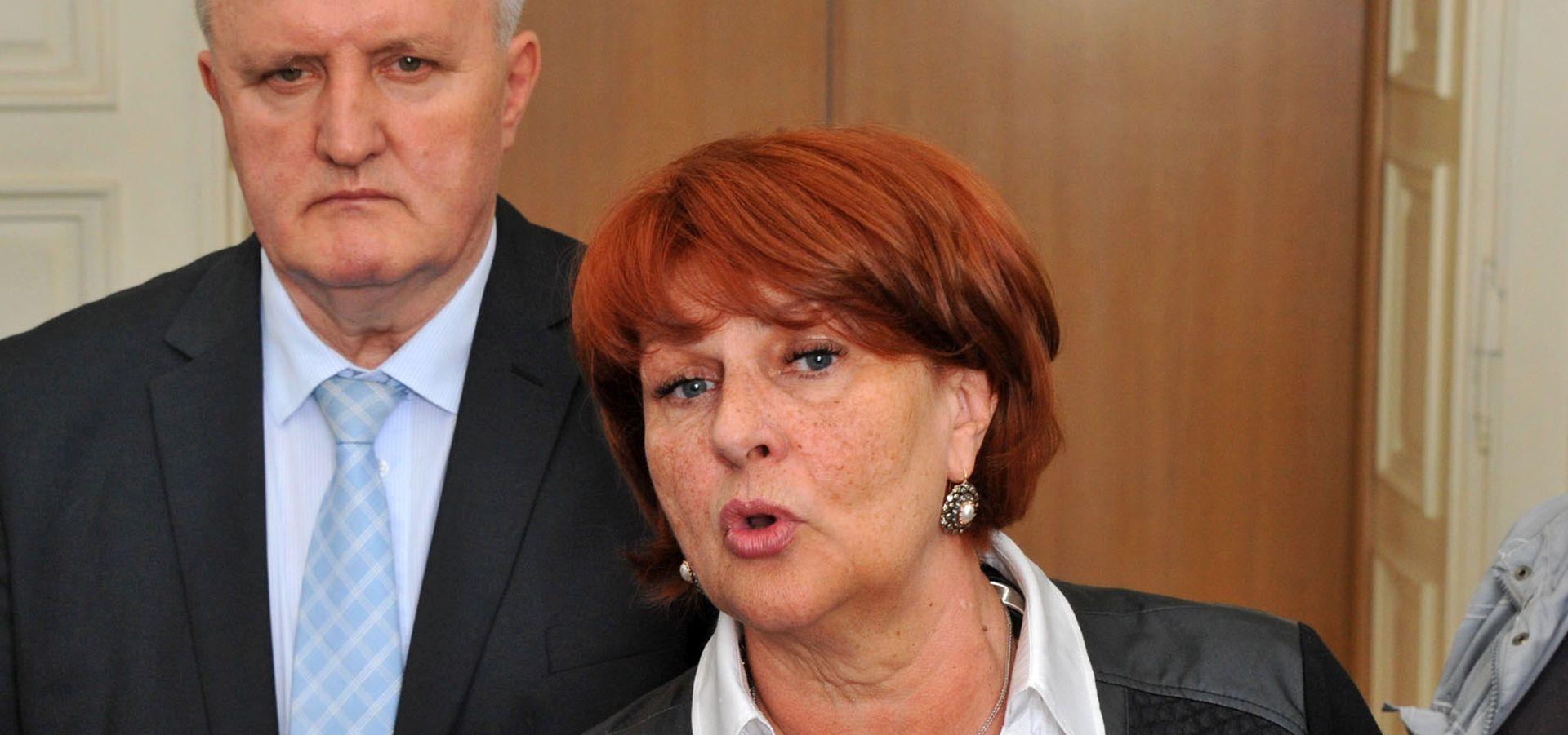 Ministrica Šikić: Postojeći sustav umirovljenja je neodrživ, u mirovinu sa 67 od 2028.