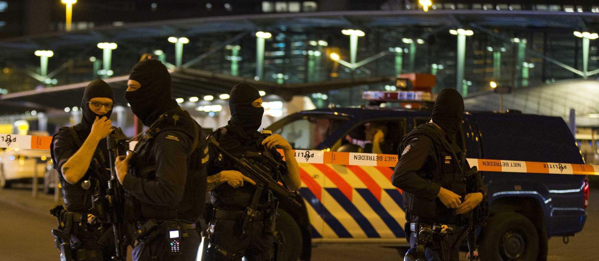 Zračna luka u Amsterdamu otvorena nakon djelomične evakuacije