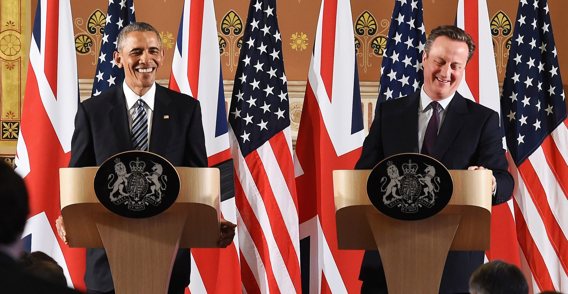 Obama: Pregovori s Britanijom bi mogli potrajati deset godina