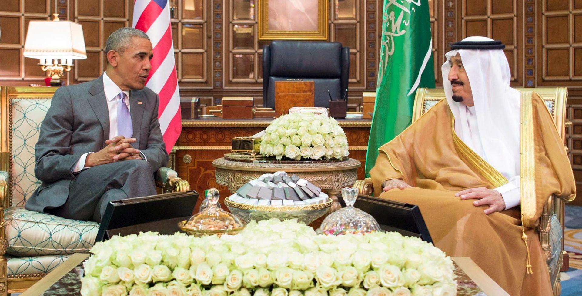 BIJELA KUĆA: Obama saudijskom kralju izrazio zabrinutost zbog ljudskih prava