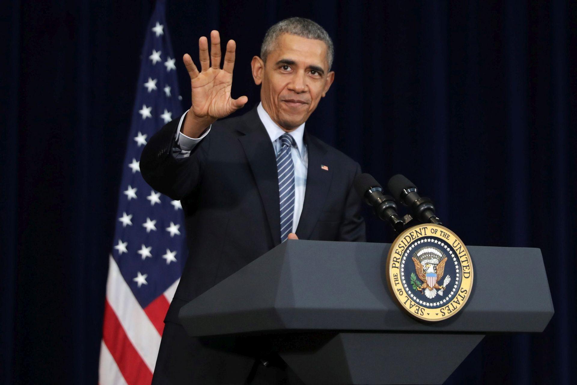 SASTANAK S ANGELOM MERKEL: Obama dolazi u dvodnevni posjet Njemačkoj