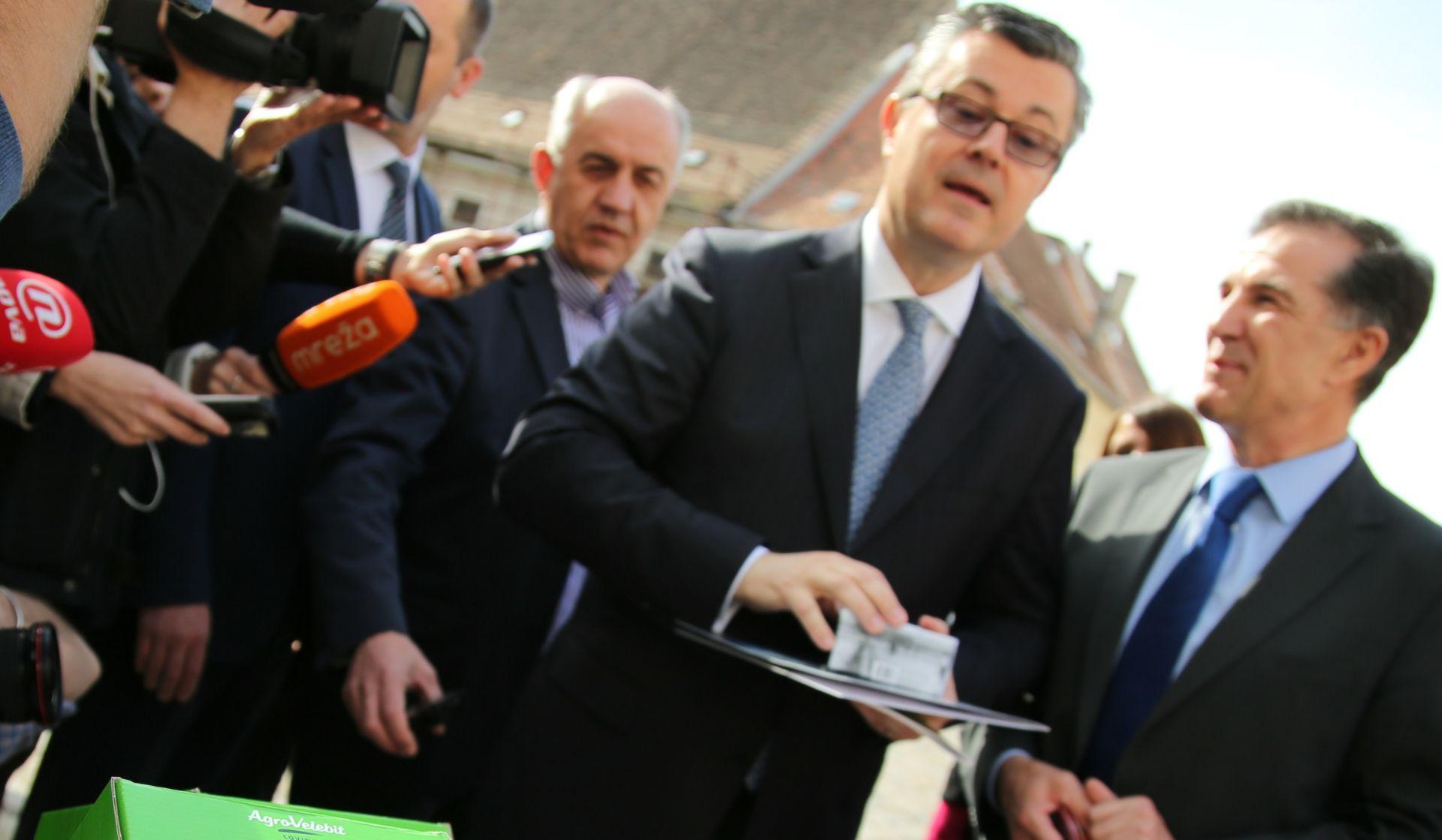 Orešković: trebamo biti ponosni na kvalitetu hrvatskih proizvoda