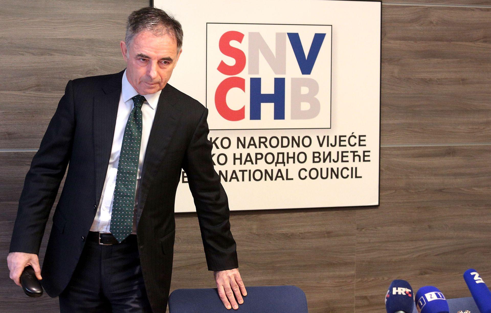 """""""NEZRELA ODLUKA"""": Nacionalno vijeće Srba protiv Pupovca, SNV ne poštuje dignitet žrtava Jasenovca"""