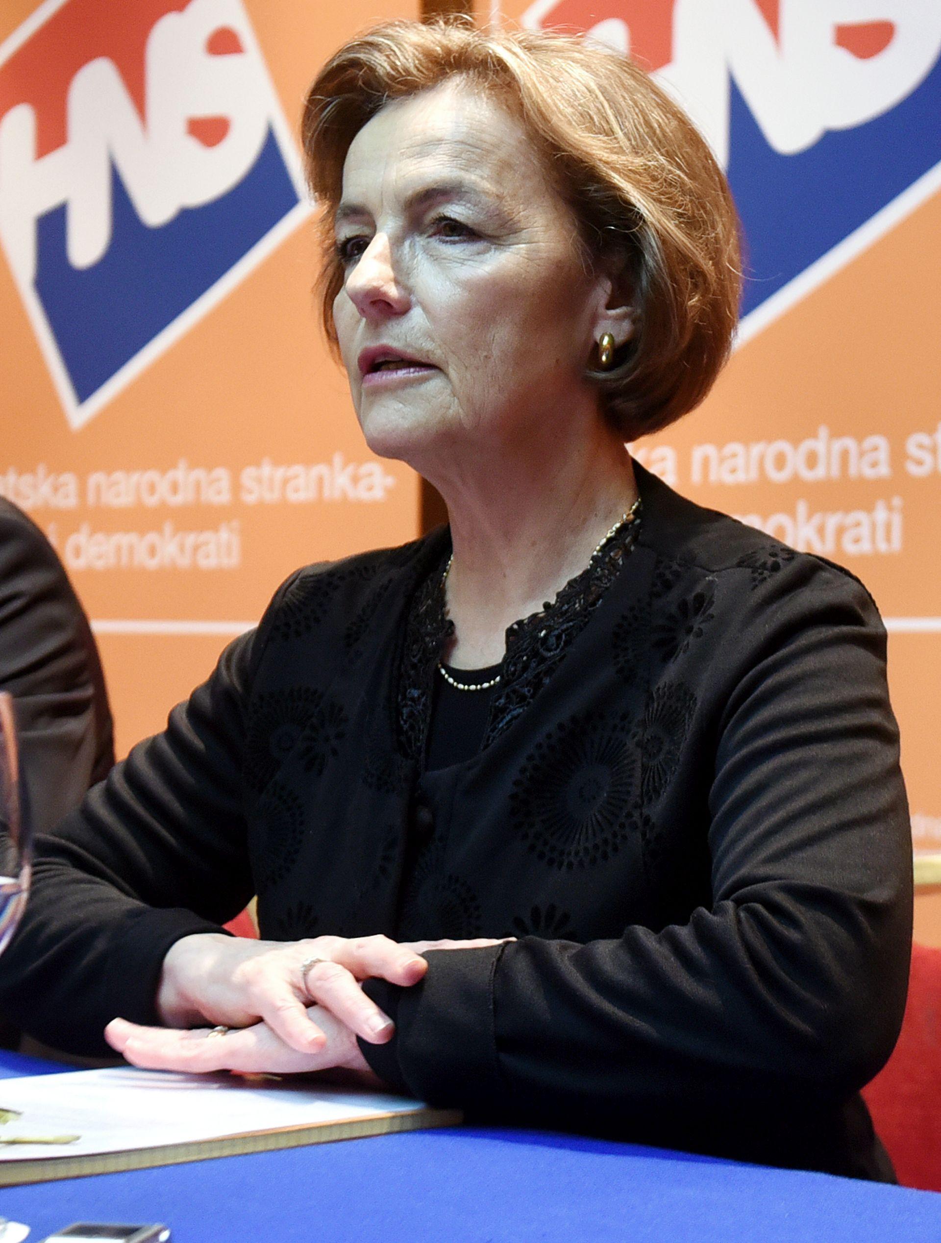 Vesna Pusić: Dobri odnosi Hrvatske i Crne Gore rješavaju Prevlaku
