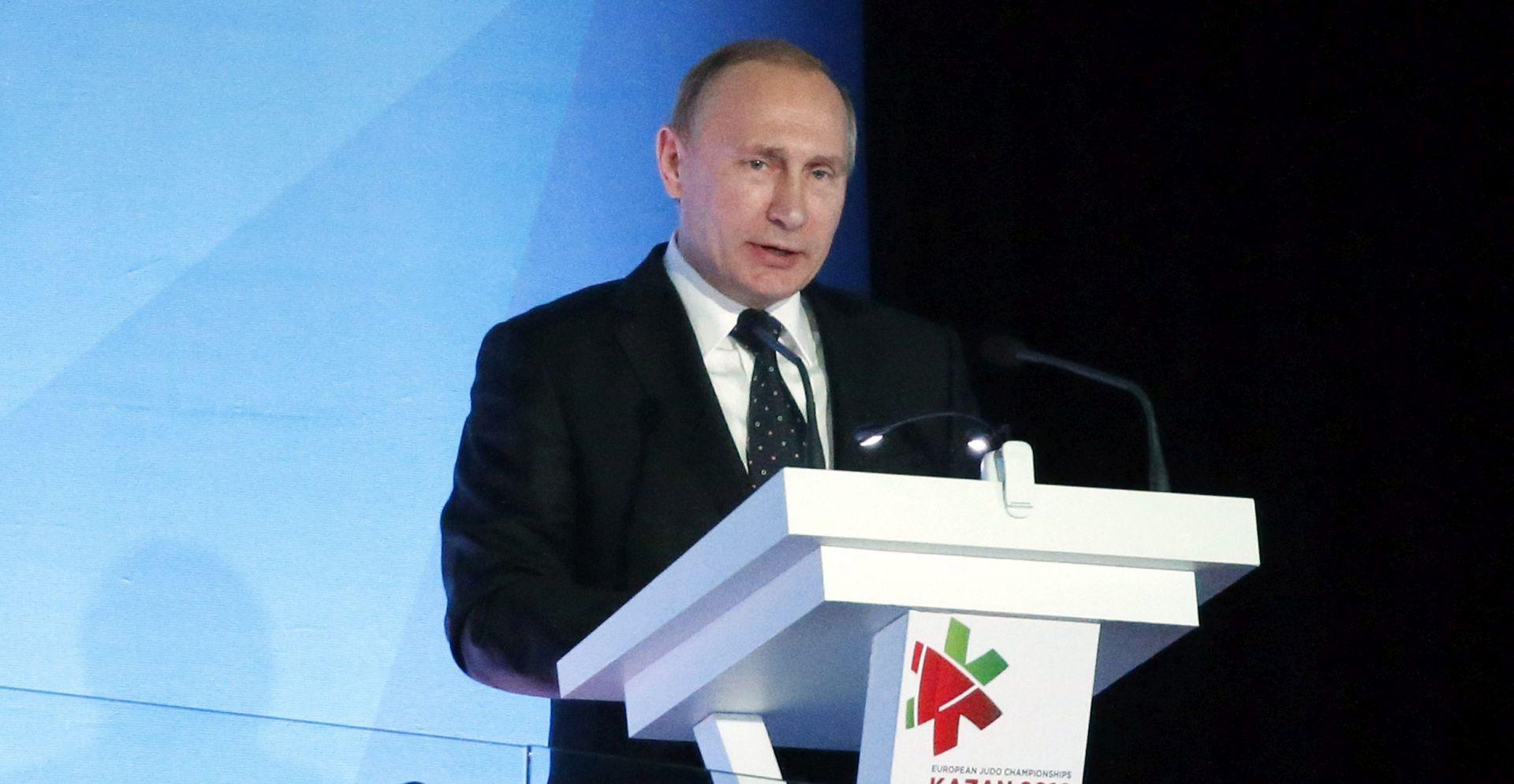 POTVRĐEN DOLAZAK: Vladimir Putin u Sloveniji 31. srpnja