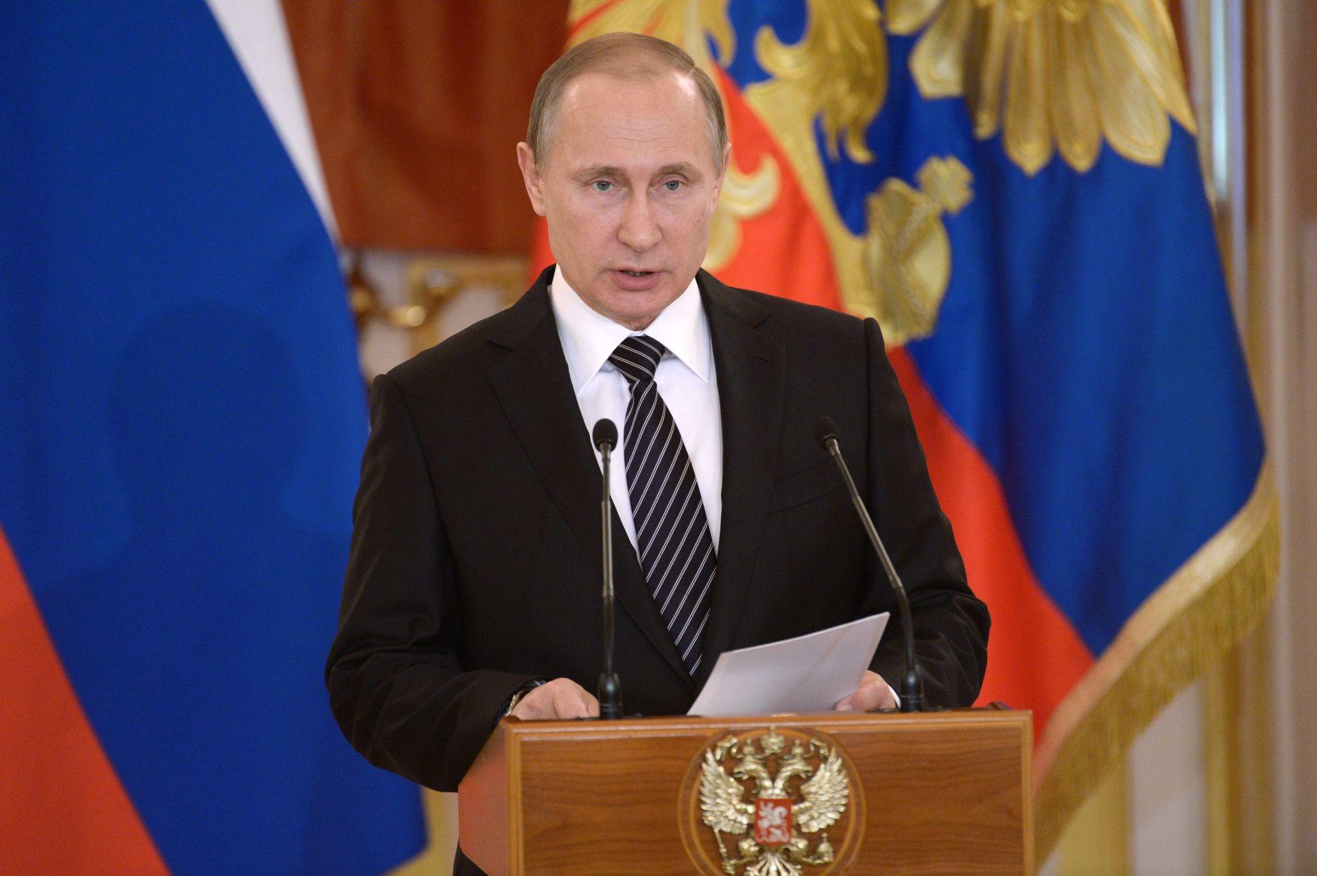 PUTINOVA REAKCIJA NA OBAMIN POTEZ: 'Rusija neće nasjesti na provokacije'