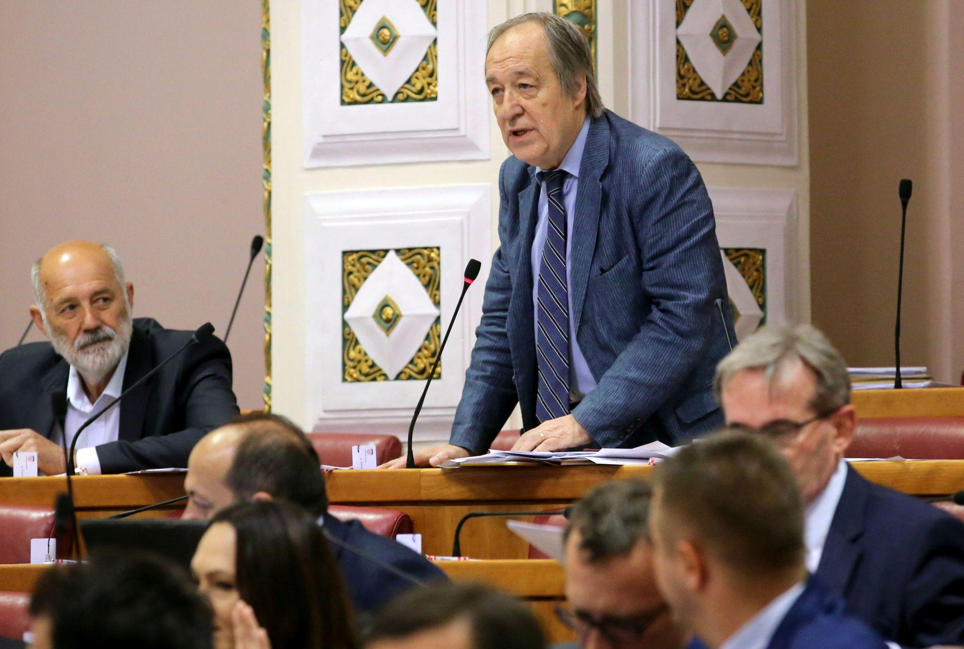 'EDIT ĆE IZDRŽATI': Furio Radin proziva ministra Hasanbegovića