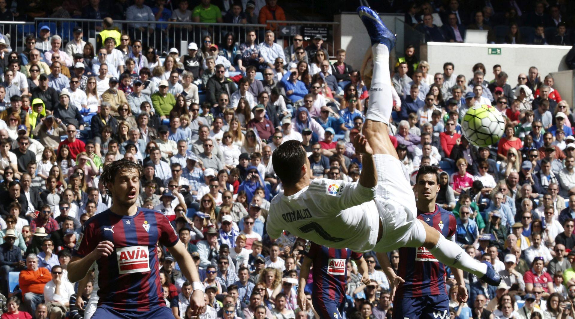 Španjolska: Real M. – Eibar 4-0