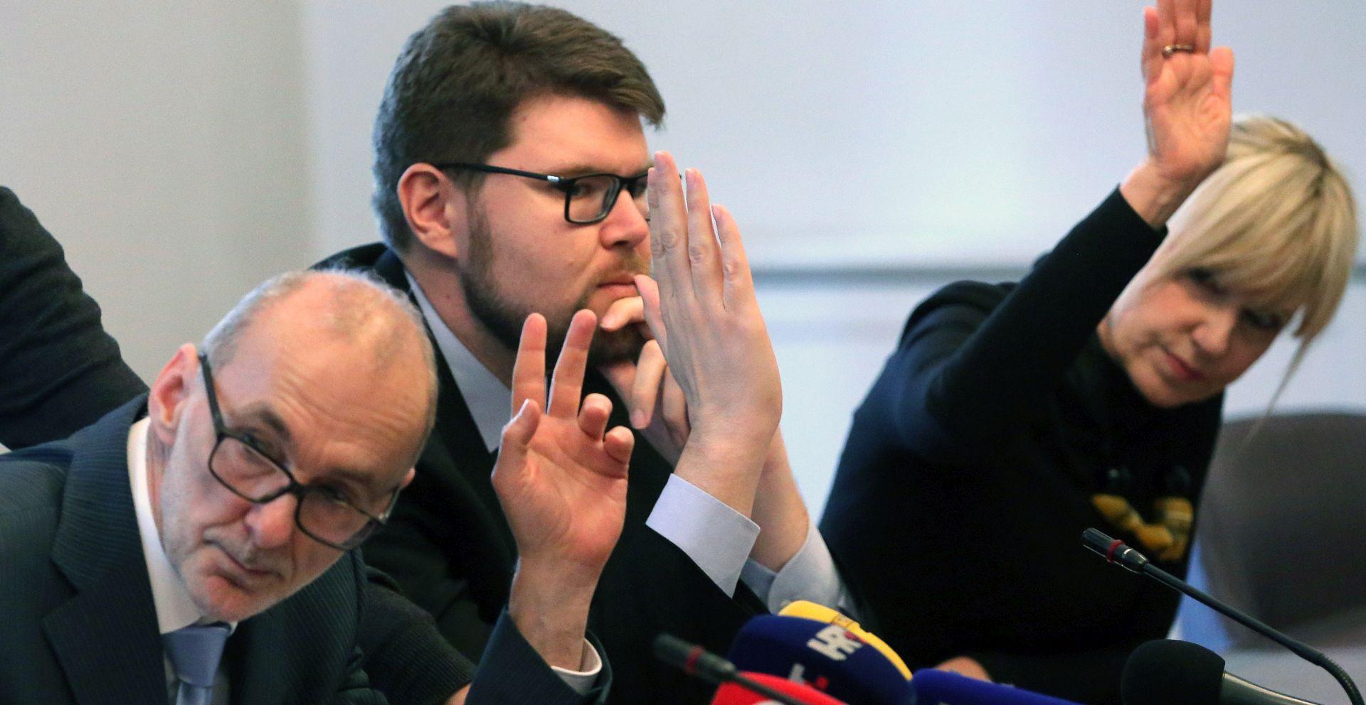 ODBOR ZA USTAV: Počeli razgovori s kandidatima za suce Ustavnog suda