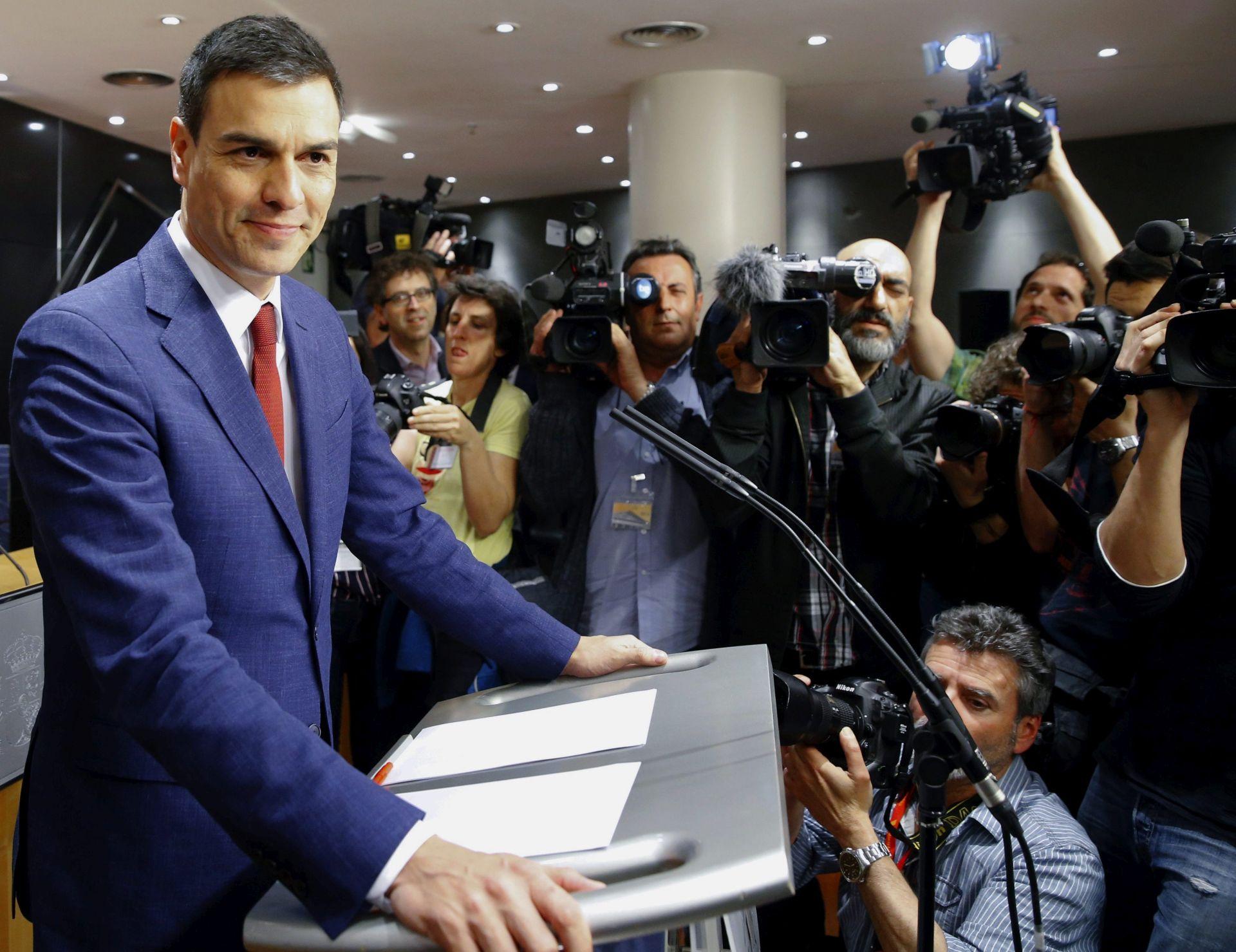 Španjolska: Propali pregovori, socijalisti drže da su izbori neizbježni