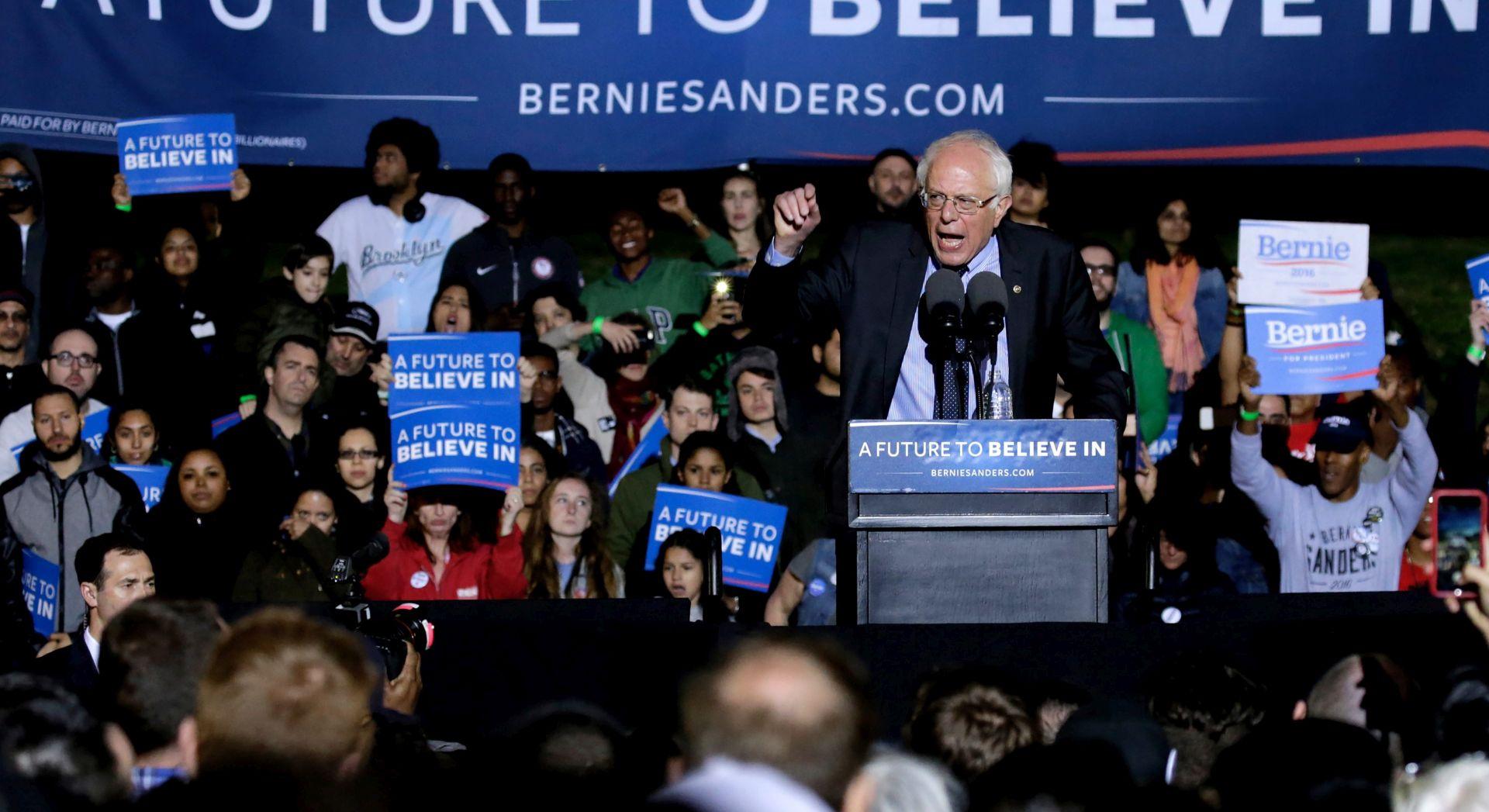 Sanders u Vatikanu: Jaz između bogatih i siromašnih je veći nego prije 100 godina