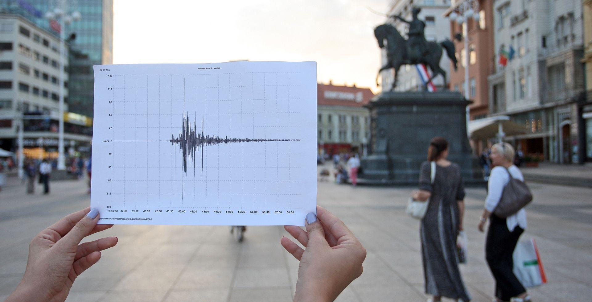 MIŠLJENJE SEIZMOLOGA: Krešimir Kuk objasnio trebaju li Zagrepčani strahovati od potresa