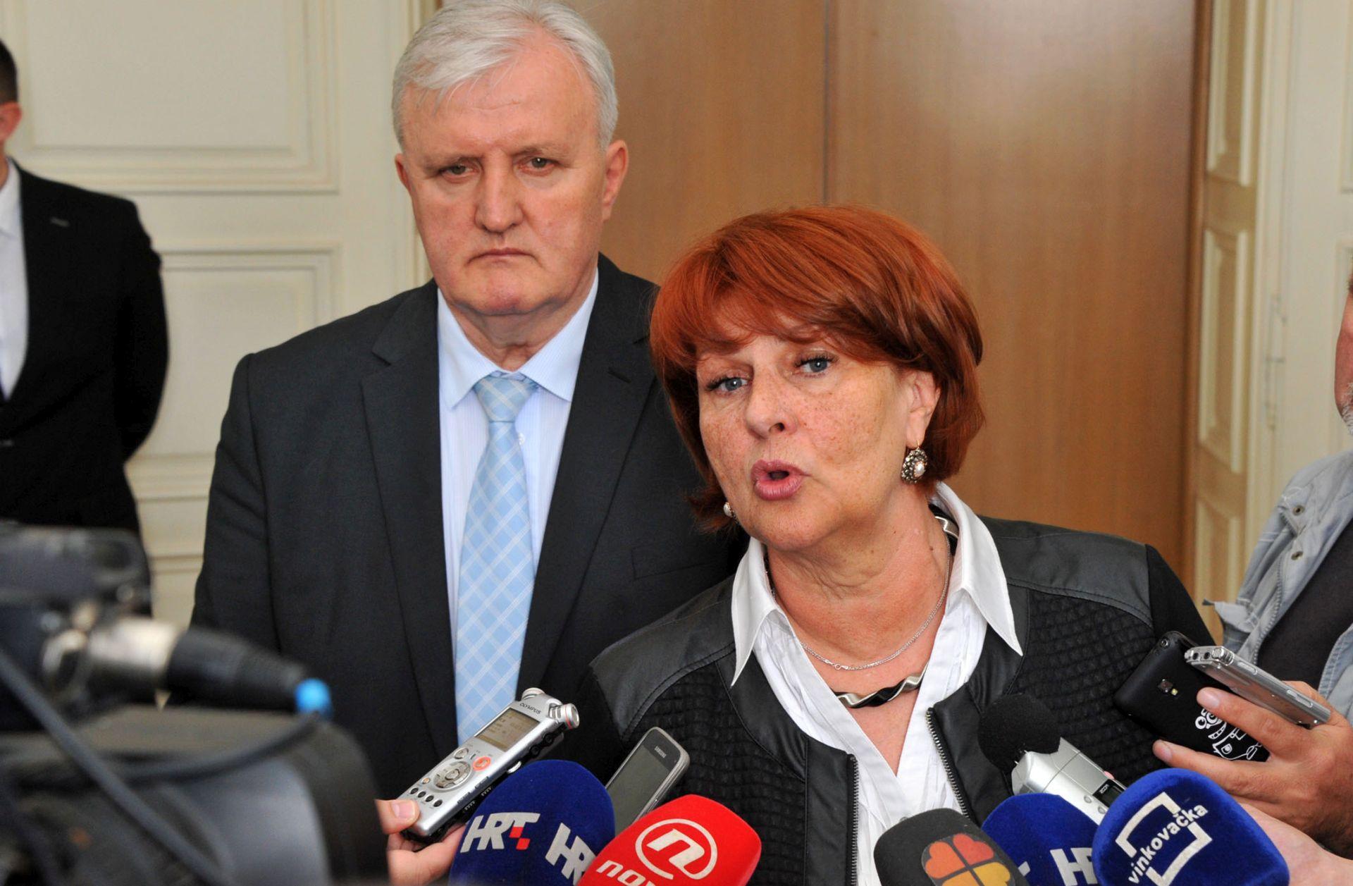 MINISTRICA ŠIKIĆ: Ne reformira li se mirovinski sustav, svi u mirovini bit će socijalni slučajevi