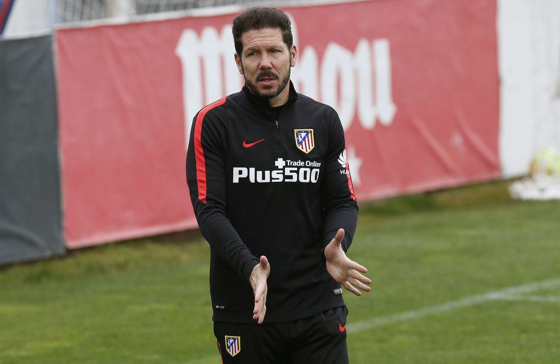 NESPORTSKO NATJECANJE: Diego Simeone dobio tri utakmice zabrane