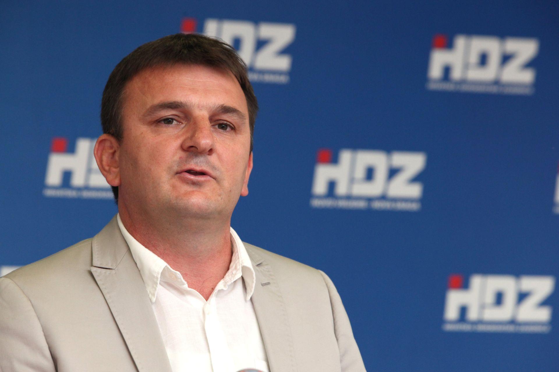 SPLITSKI HDZ: Petar Škorić ponovno izabaran za predsjednika