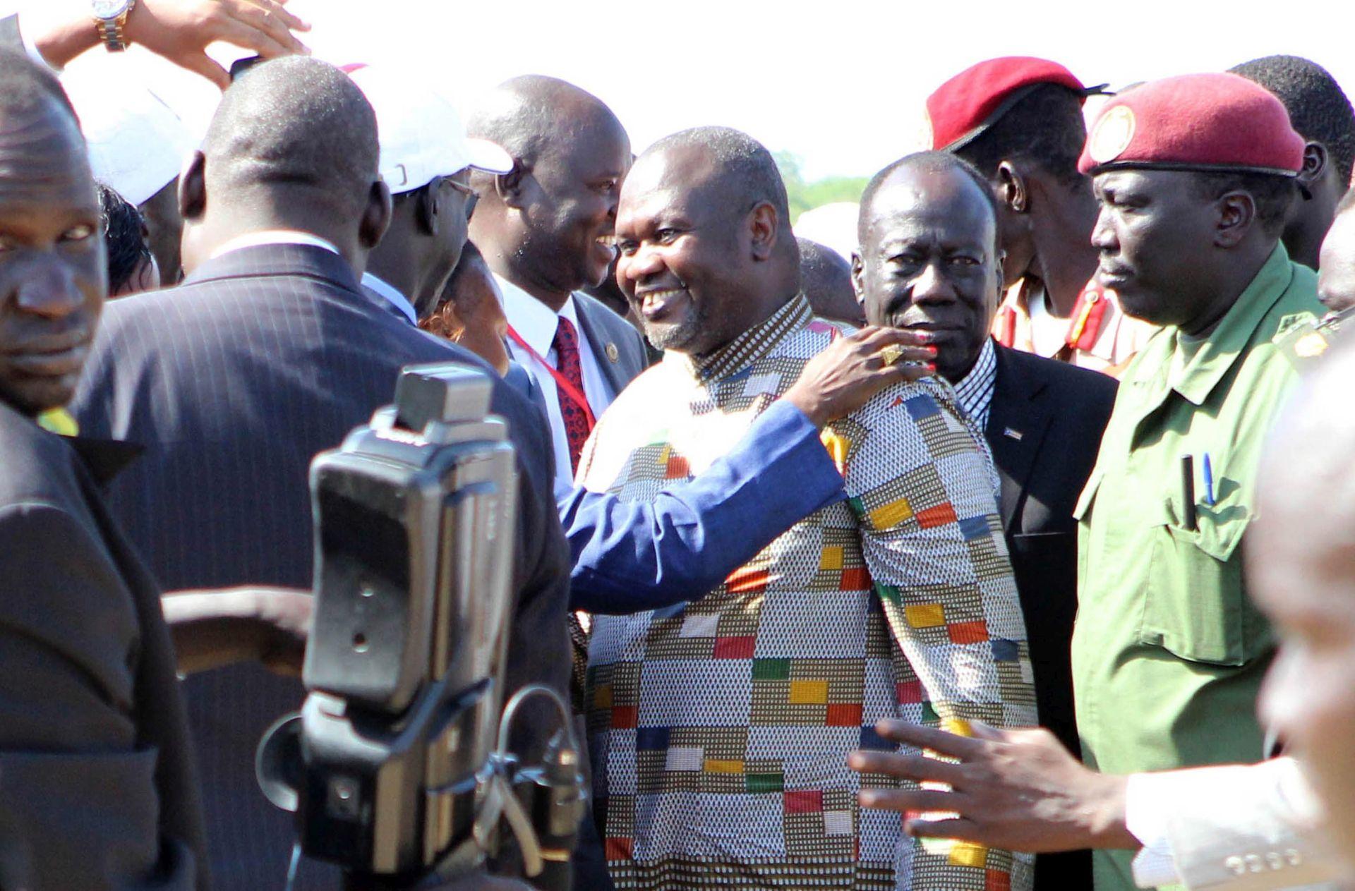 Južni Sudan: UN se nada da će tranzicija stvarno početi s povratkom Machara