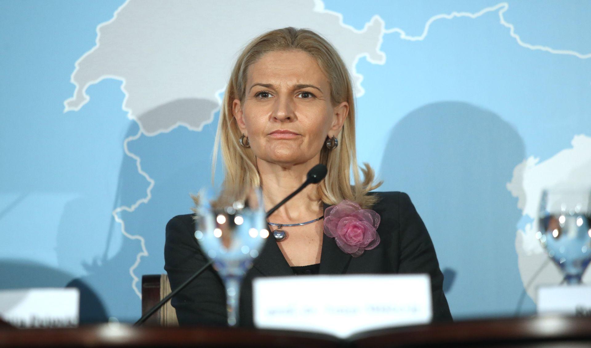 Tanja Miščević: Otvorena pitanja Srbije i Hrvatske rješavati bilateralno