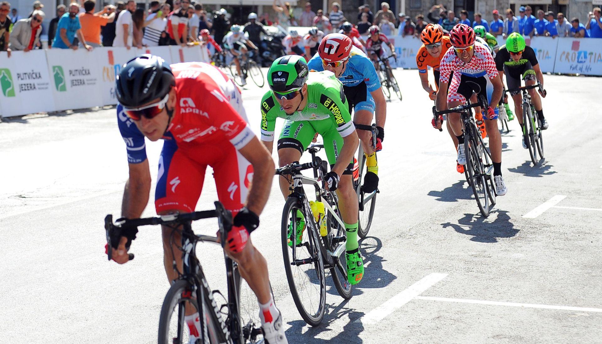 Tour of Croatia: Četiri Hrvata u vodećoj skupini