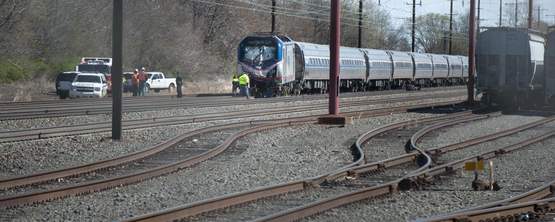 Philadelphia: Dvoje poginulih u željezničkoj nesreći