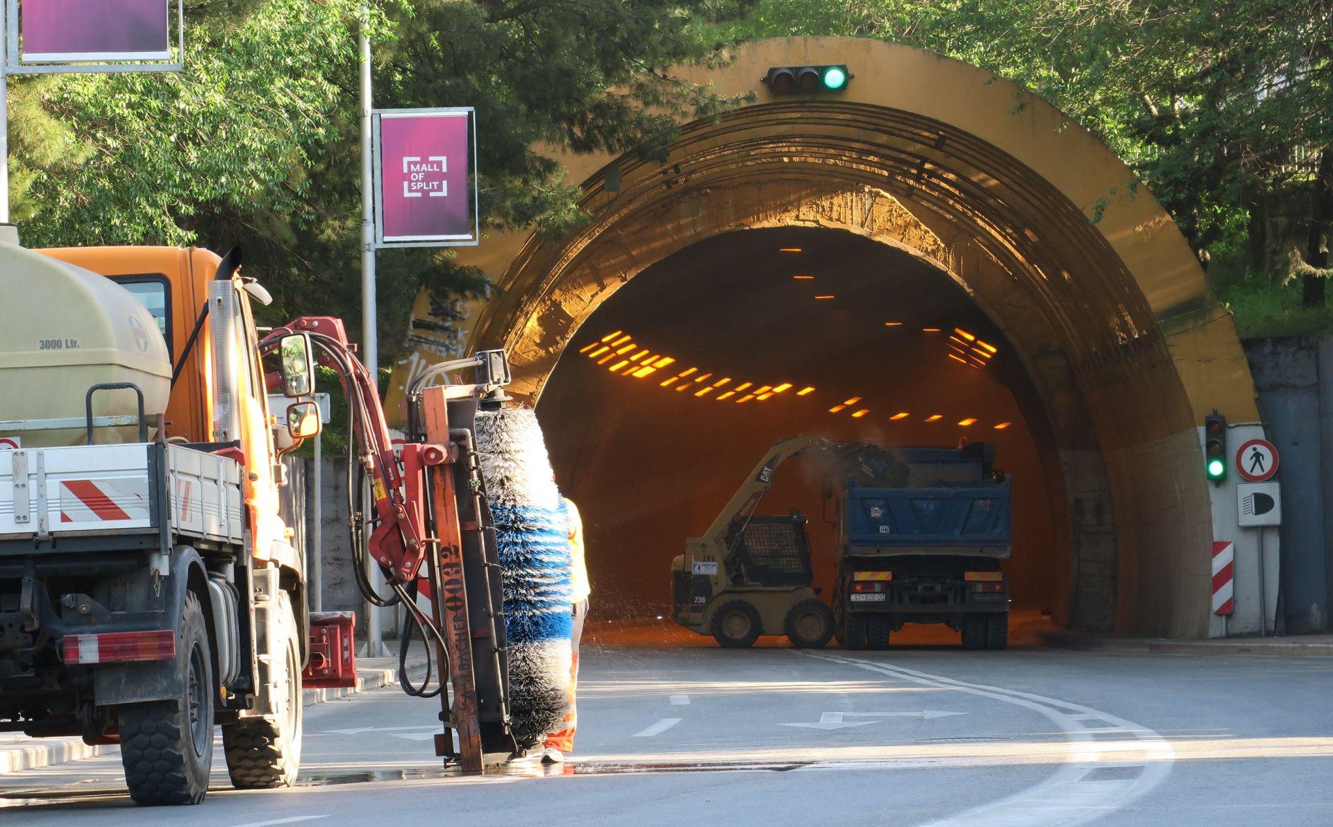 VEĆ SKORO 40 GODINA: Tunel Marjan bez uporabne dozvole